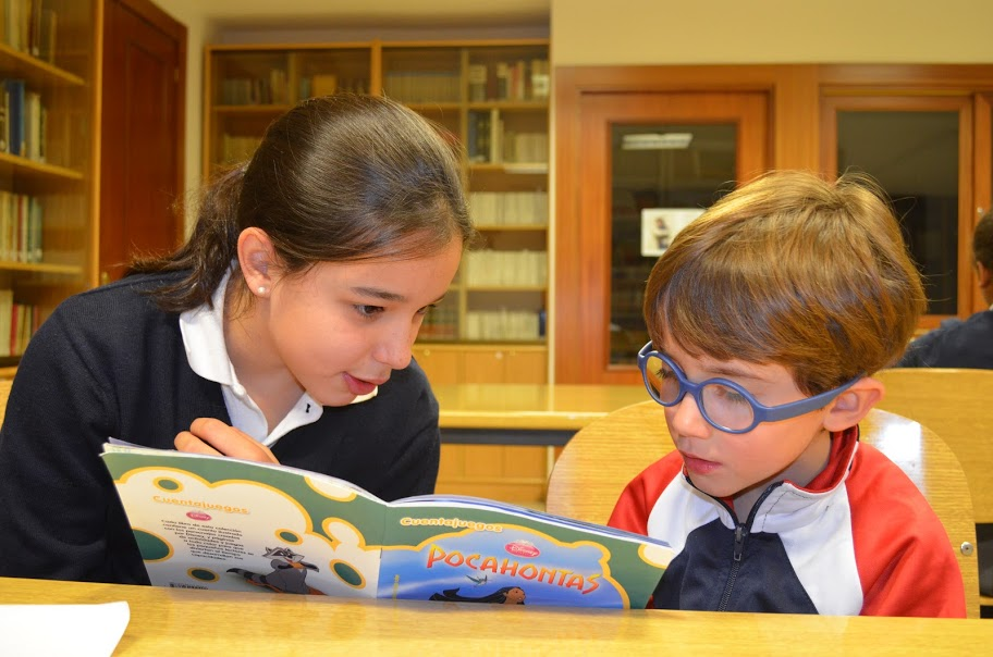 Programa 'Apadrinamiento lector'