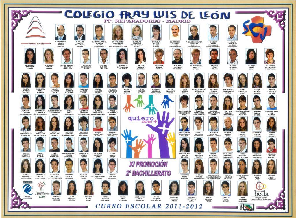 Promoción 2011-2012