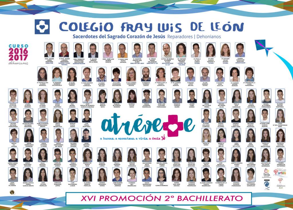 Promoción 2016-2017
